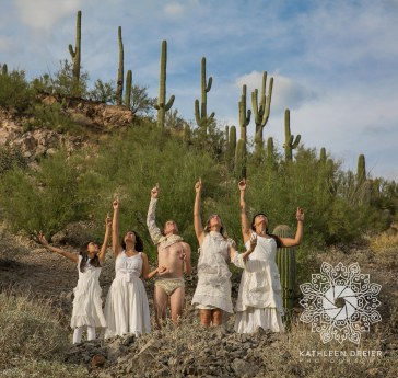 10/30/16 Standing With Saguaros Act III Promo images
